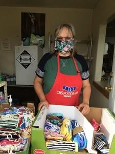 CMS Foodbank Needs Help