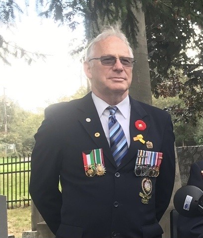 Master Corporal Harold Davis Awarded Commendation