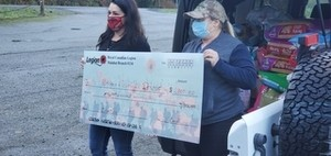 $1000 Donated to Broken Promises Pet Rescue