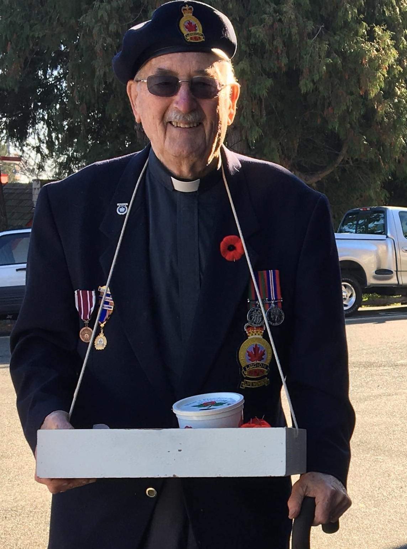 Honoring Life Member Lou Thornton