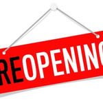 Grand Reopening July 31st